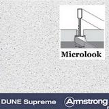 Потолок Армстронг с плитой Дюна Суприм Микролук (Dune Supreme) Microlook 600х600х15мм