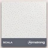 Потолок Армстронг с плитой Скала (Scala) Board 600х600х12мм