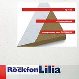 Потолок Армстронг с плитой Лилия Рокфон (Rockfon Lilia) a15, a24 600х600х12мм