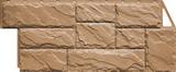 Фасадная панель FineBer Камень крупный Терракотовый (1080х452мм)