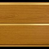Панель ПВХ 3х0,24м Дуб Золото 2-х секционная