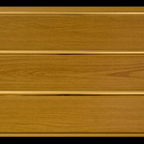 Панель ПВХ 3х0,24м Дуб Золото 3-х секционная