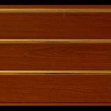 Панель ПВХ 3х0,24м Итальянский орех Золото 3-х секционная
