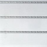 Панель ПВХ 3х0,24м Кантри серебро 3-х секционная