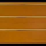 Панель ПВХ 3х0,24м Миланский орех Золото 3-х секционная