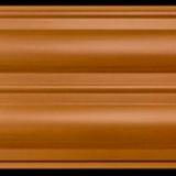 Панель ПВХ 3х0,2м Волна Лесной орех 2-х секционная
