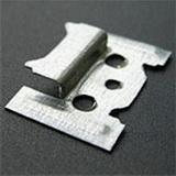 Клямеры МДФ с гвоздями (1упак - 100шт)