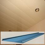 Реечный потолок Французский дизайн с рейкой A150AS (150мм)