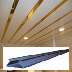 Вставка 25мм к реечному потолку Французский дизайн