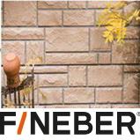 Фасадные панели (Цокольный сайдинг) FINEBER