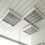 Светильники накладные потолочные