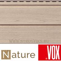 Сайдинг под дерево Vox Nature Дуб Натуральный 3,85х0,25м