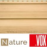 Сайдинг под дерево Vox Nature Сосна 3,85х0,25м