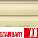 Сайдинг Vox Standart Кремовый 3,00х0,25м