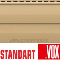 Сайдинг Vox Standart Песочный 3,00х0,25м