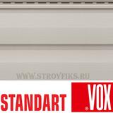 Сайдинг Vox Standart Светло-серый 3,00х0,25м