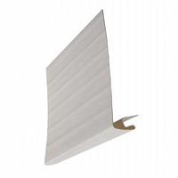 J-фаска Доломит 200мм Белая (длина-3м)
