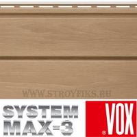 Сайдинг под дерево Vox Max-3 Дуб 3,85х0,25м
