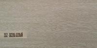 Плинтус 85мм Идеал Макси 252 Ясень белый