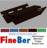 Внутренний угол Цветной серии Extra Color 5 цветов (длина-3,05м)