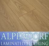Ламинат ALPENDORF коллекция Elegante 3055 Дуб Элегант (33 класс, с V-фаской, толщина 8мм)
