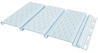 Софит FineBer Белый полностью перфорированный (Размер:3х0,3м)