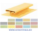 Н-профиль FineBer Цветной серии Classic Color 14 цветов (длина-3,05м)