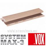 Н-профиль Vox Max-3 Дуб (длина-3,05м)