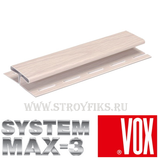 Н-профиль Vox Max-3 Ясень (длина-3,05м)