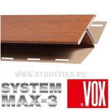 Н-профиль Vox Max-3 Дуб Золотой (длина-3,05м)