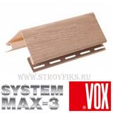 Наружный угол Vox Max-3 Дуб (длина-3,05м)