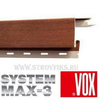 Наружный угол Vox Max-3 Дуб Золотой (длина-3,05м)