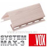 Наружный угол Vox Max-3 Ясень (длина-3,05м)