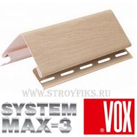 Наружный угол Vox Max-3 Бук (длина-3,05м)
