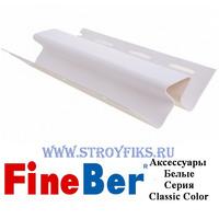 Внутренний угол FineBer Белый (длина-3,05м)