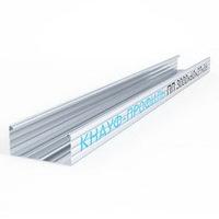 Профиль ГКЛ ПП 60х27мм Knauf (Кнауф), толщина-0,6мм (длина-3м)
