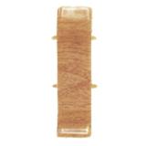 Соединитель 45мм Идеал Альфа А45 в цвет плинтуса (18цветов)