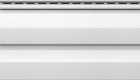 Сайдинг Vox Айдахо Белый 3,00х0,20м