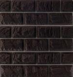 """Фасадная панель Доломит """"Альпийский Премиум"""" Венге (2000х220мм)"""
