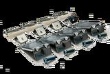 ASD Комплект накладных подвесов LP-КПП-Д длинный для светодиодной ультратонкой панели