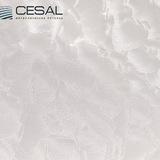 Металлический кассетный потолок с кассетой 300х300мм Cesal B33 Мираж