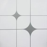 Металлический кассетный потолок с кассетой 300х300мм Cesal B41 Созвездие