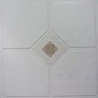Металлический кассетный потолок с кассетой 300х300мм Cesal 053D Верона