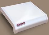 Подоконник ПВХ Danke Standard Белый Матовый. Ширина 15см (150мм)