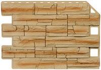 Фасадная панель Royal Stone Скалистый камень Буффало арт. 317 (905х620мм)
