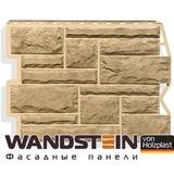 Фасадная панель Holzplast Wandstein Бут Золотой песок (795х595мм)