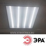 Эра SPO-6-36-4K-P Светильник светодиодный офисный Армстронг 595х595х19мм Призма 36Вт 4000К Белый свет с LED-драйвером. (Универсальный встраиваемый / накладной)