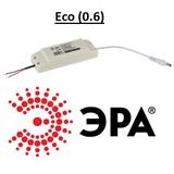 Led-драйвер LED-LP-5/6 (0.6) Eco Эра 40вт для светодиодной панели SPL-5/6