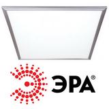 Панель светодиодная Армстронг Эра SPL-5-40-4K (S) 40вт Опал 4000К Белый свет 2800 Лм 595х595х8мм без LED-драйвера (Корпус Серебро)