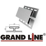 Н-профиль Grand Line Белый (длина-3м)